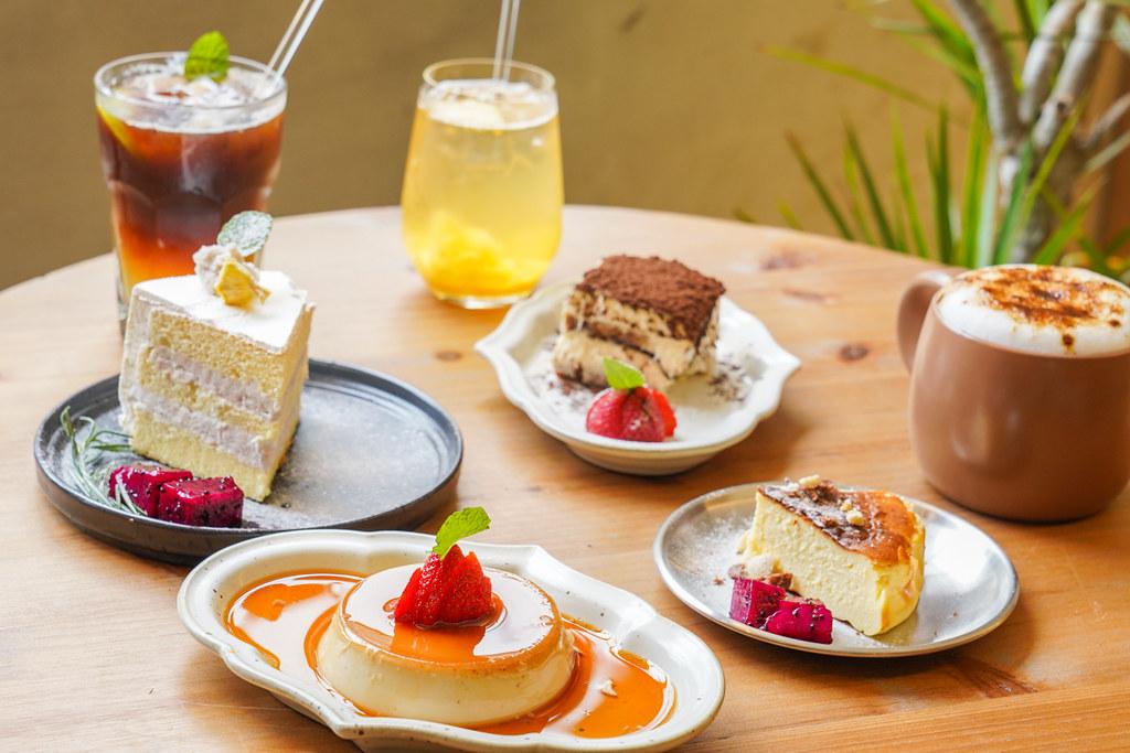 新北ig打卡熱點 摩洛哥風情甜點咖啡『清琳』、三峽下午茶、三峽最美咖啡 @梅格(Angelababy)享樂日記