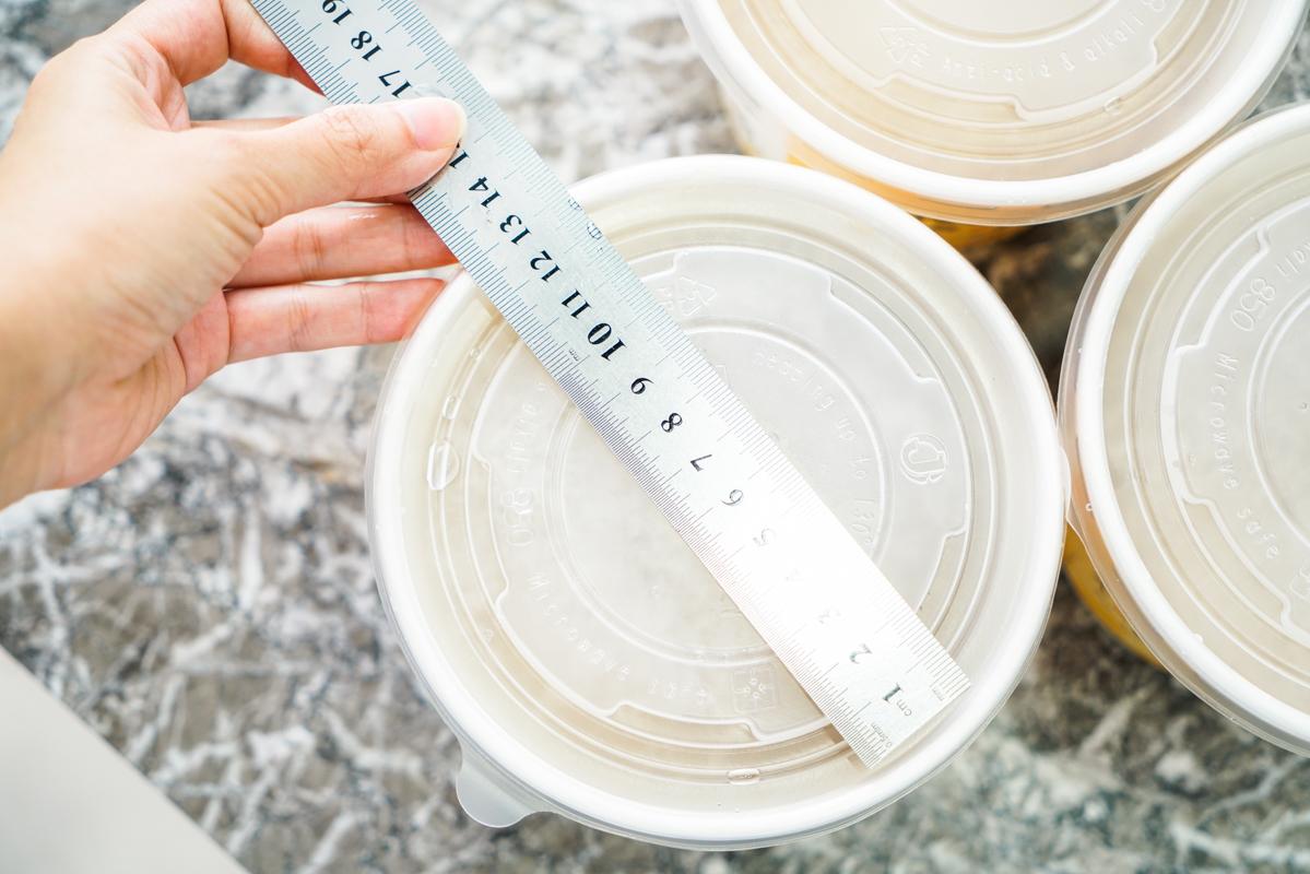 新莊外帶刨冰甜點 被挫冰店耽誤的超強嫩仙草凍『大馨冰品』新莊美食、新莊外送甜點、新莊大碗公冰店 @梅格(Angelababy)享樂日記