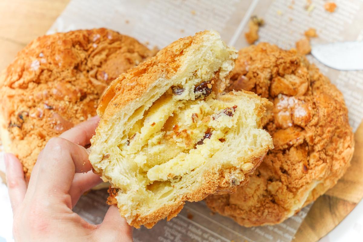 南京復興站美食| 台北最狂排隊麵包店、除了招牌丹麥菠蘿還有更強大的『爆蒜乳酪』丹麥之屋 法式西點麵包 @梅格(Angelababy)享樂日記