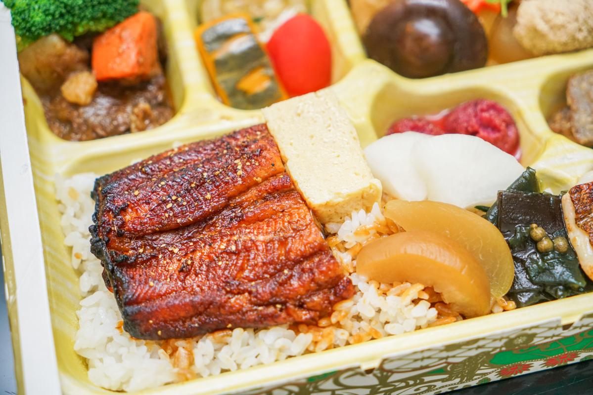 台北日本料理 美的冒泡的珠寶盒散壽司、外帶日式便當推薦『三花日本料理』 @梅格(Angelababy)享樂日記