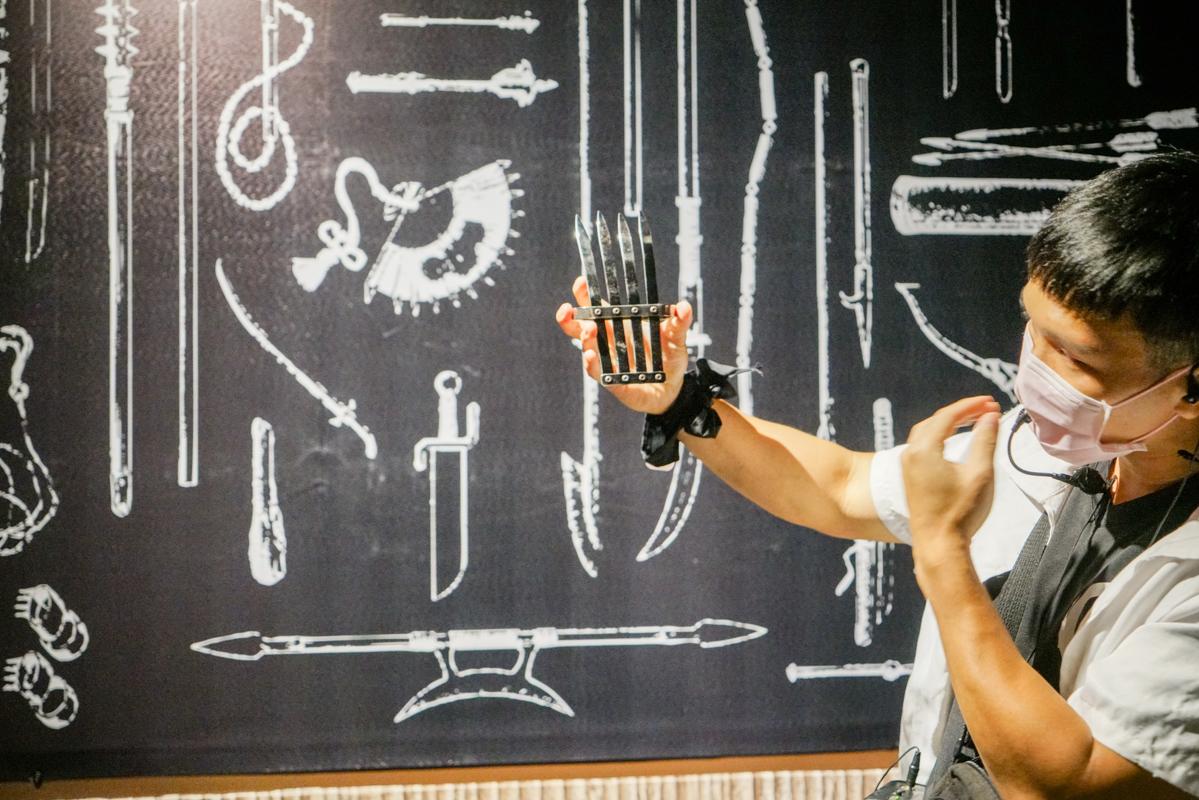 宜蘭礁溪景點 全台首家忍者訓練場、忍者遊戲關卡一票玩到底『忍者村』、宜蘭行程推薦、宜蘭室內行程 @梅格(Angelababy)享樂日記