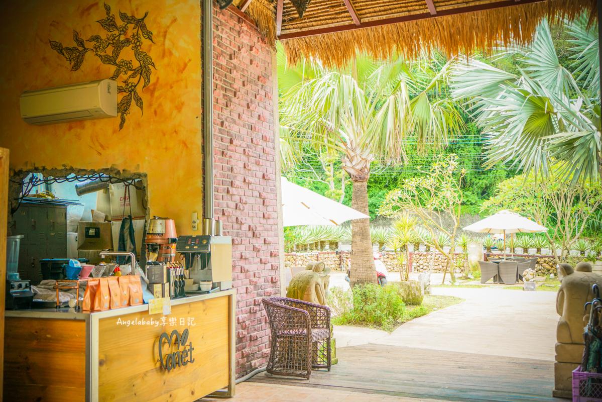 新竹景觀咖啡|峇里島風情度假約會推薦、網美拍照打卡熱點『竹東莫內咖啡』 @梅格(Angelababy)享樂日記
