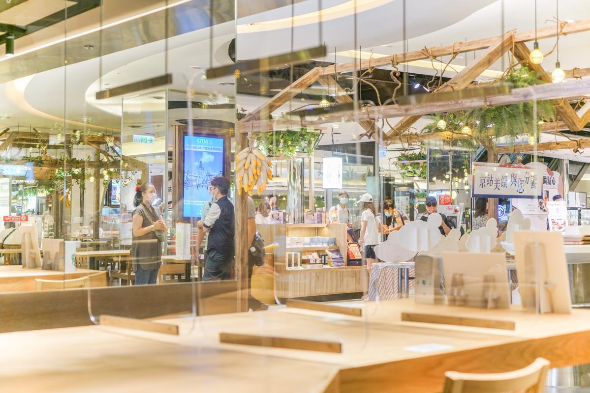 京站百貨、台北轉運站美食|全台獨家濃縮72小時的美味濃郁日式厚咖哩『咖哩樹』新開幕點主餐送50元套餐、菜單 @梅格(Angelababy)享樂日記