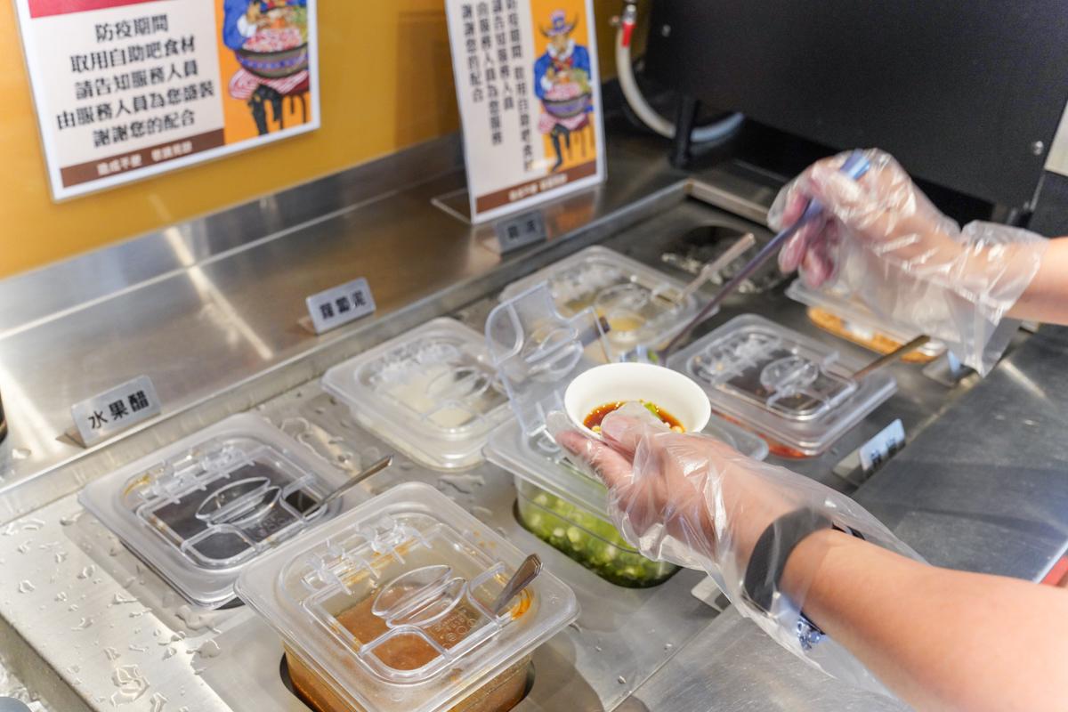 台中火鍋 超人氣排隊個人火鍋、260元起還有冰淇淋、飲料無限供應『阿官火鍋』菜單、精明一街美食 @梅格(Angelababy)享樂日記