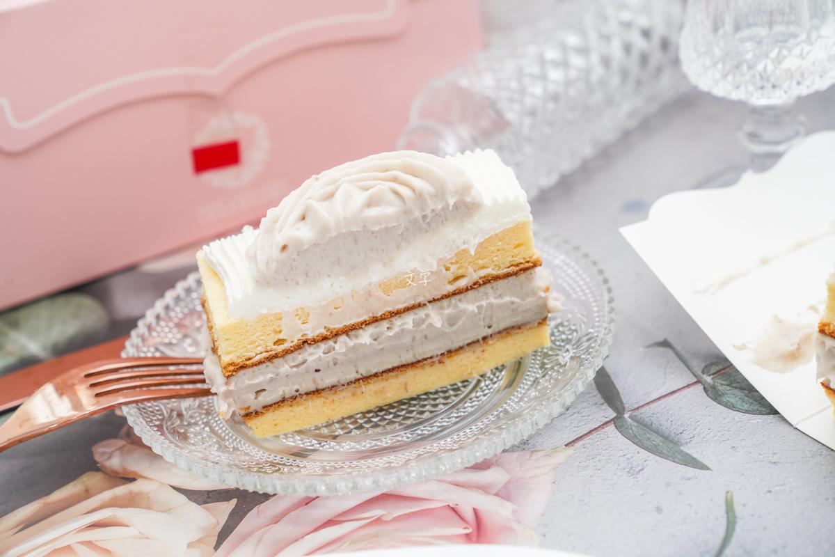 士林甜點推薦|芋頭控必吃超軟綿芋泥雪藏蛋糕『士林宣原蛋糕專賣店』宅配甜點 @梅格(Angelababy)享樂日記