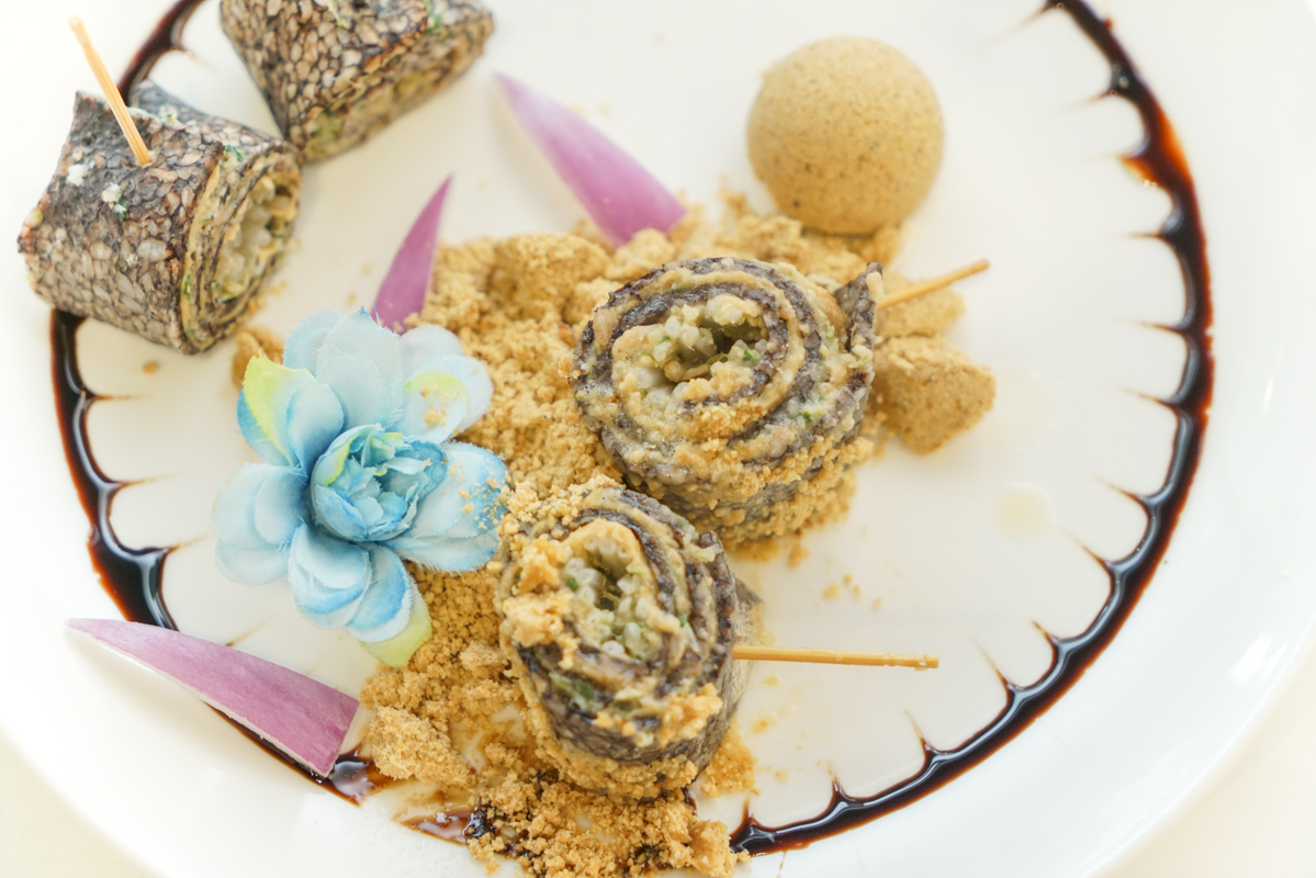 台北唯一以秋蟹為主的蟹黃湯火鍋『東雛菊風味鍋物』公館美食、台北好吃火鍋、東雛菊菜單 @梅格(Angelababy)享樂日記