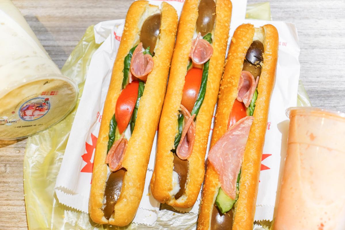 最好吃的營養三明治不在基隆廟口!內行的人都知道基隆要買『九如營養三明治』 @梅格(Angelababy)享樂日記