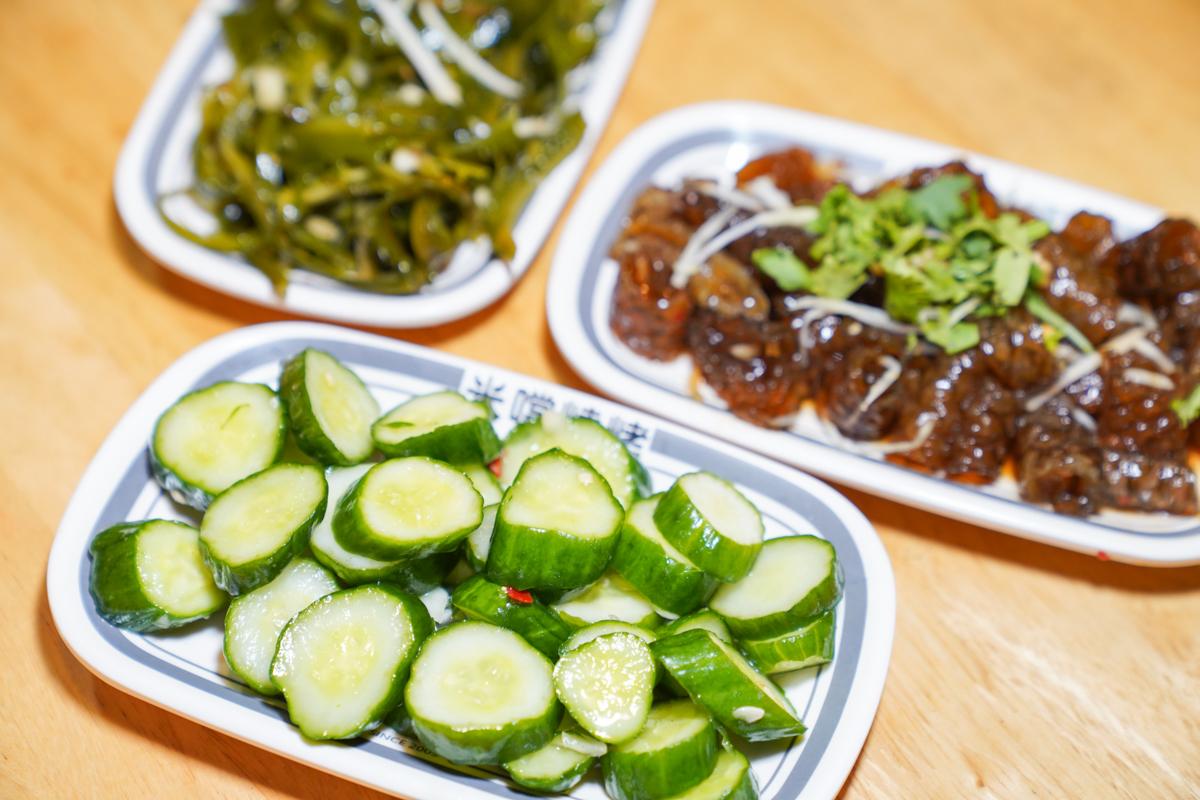 花蓮超人氣排隊美食|一秒到曼谷體驗路邊攤美食、泰式燒烤熱炒餐廳推薦『米噹泰式烤肉』菜單 @梅格(Angelababy)享樂日記