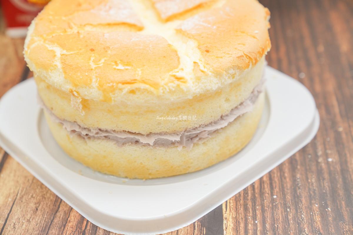 芋頭控必吃的生乳布丁蛋糕、嚴選日本十勝鮮乳尬大甲芋頭手打芋泥『角之館』三峽金牛角創始店 @梅格(Angelababy)享樂日記