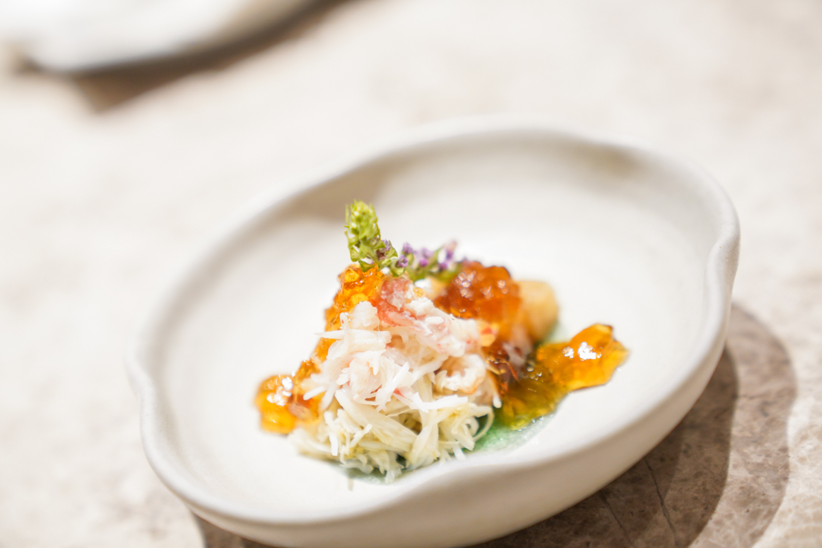 台北無菜單日本料理|專人服務包廂、台北慶生約會餐廳、海膽生日蛋糕『二階割烹 Nikai』價格、預約制無菜單推薦 @梅格(Angelababy)享樂日記