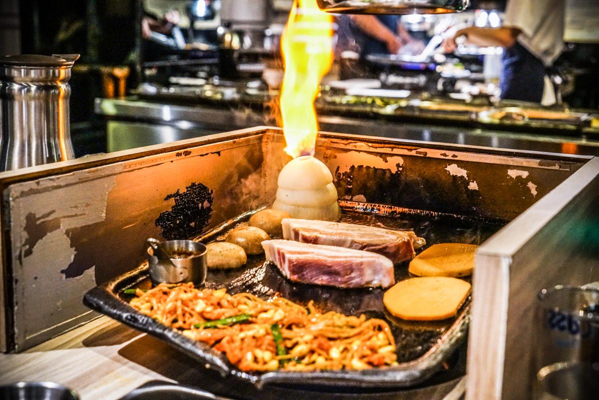 東區韓國烤肉推薦|免動手吃燒肉、韓國小菜吃到飽『燒酒烤烤豬』菜單、忠孝復興 @梅格(Angelababy)享樂日記