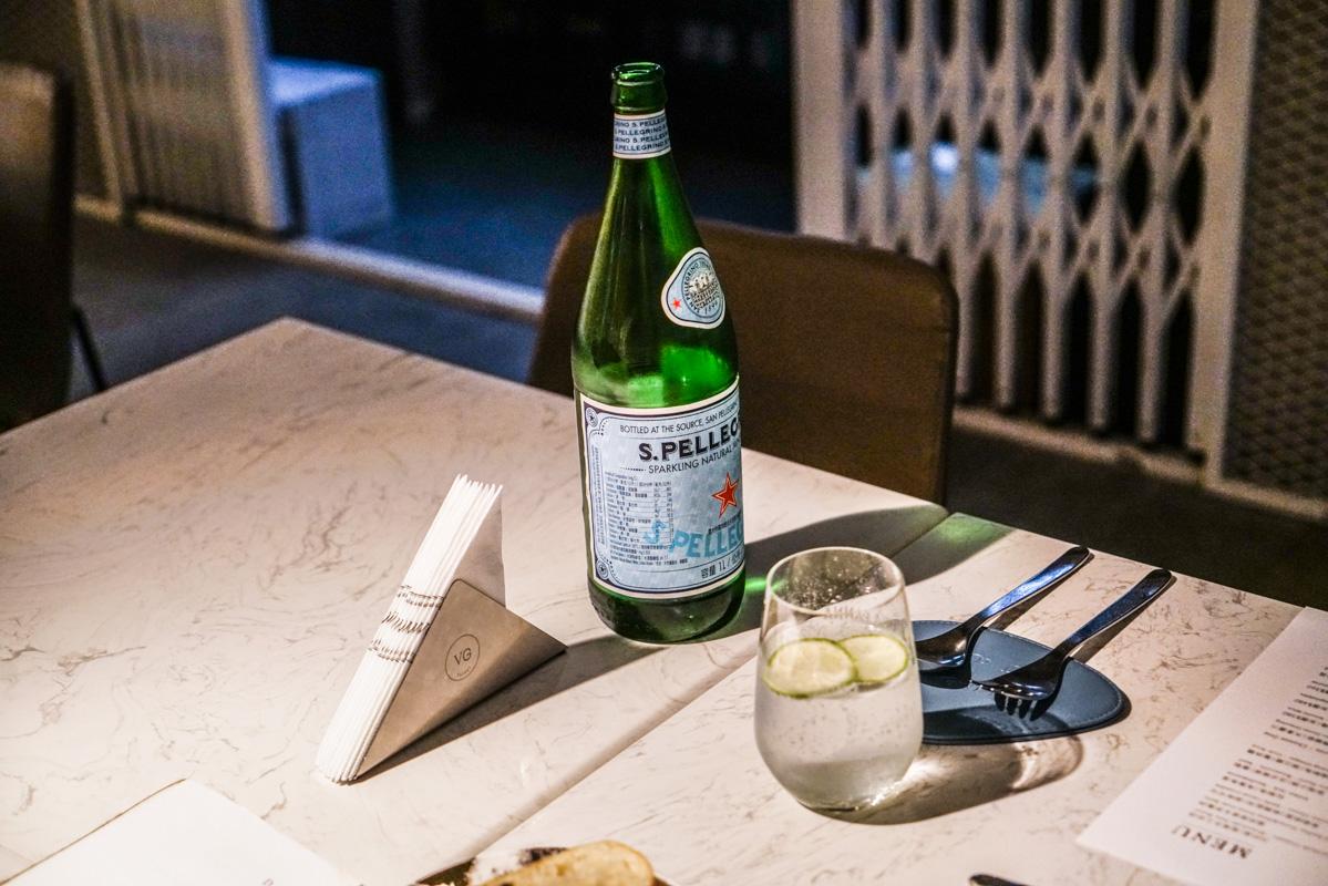 信義安和站美食 台北首家以海鮮為主的餐酒館『VG The Seafood Bar Taipei』菜單、台北約會餐廳、工業風質感餐酒 @梅格(Angelababy)享樂日記