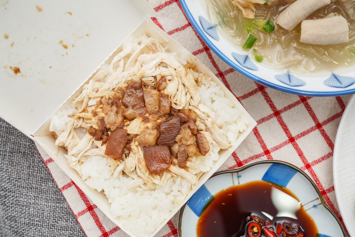 新莊美食 小菜超便宜、豬腸爆炸的豬腸冬粉『福壽鴨肉麵店』 @梅格(Angelababy)享樂日記