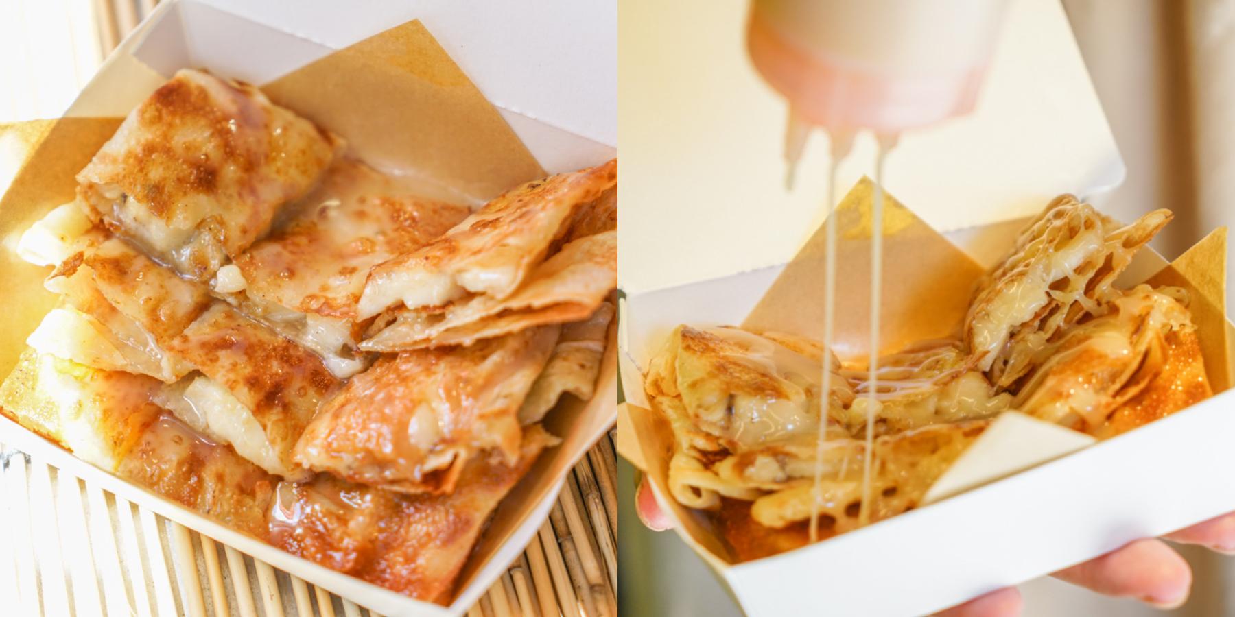 西門美食  一秒到泰國的甜蜜香蕉煎餅『太泰-Thai Thai香蕉煎餅』新菜單、西門甜點下午茶、銅板下午茶推薦 @梅格(Angelababy)享樂日記