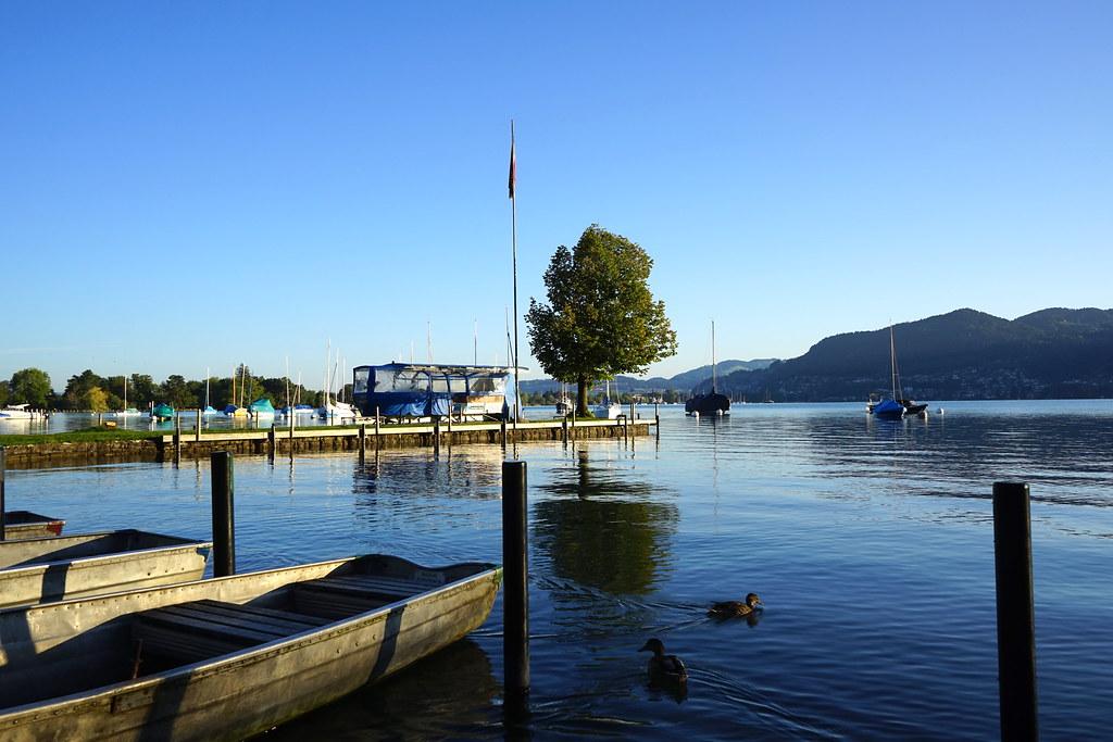 瑞士擁有湖泊的度假飯店 Deltapark Vitalresort(德爾塔公園維塔爾度假酒店) #湖景陽台房太浪漫 @梅格(Angelababy)享樂日記