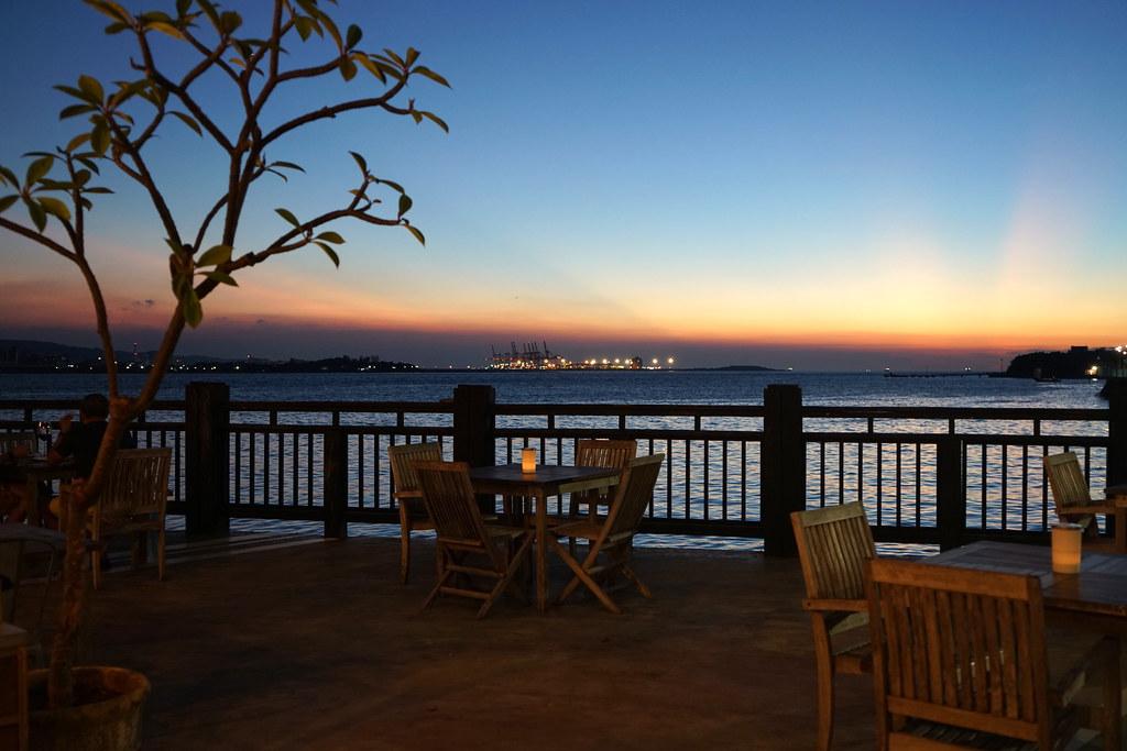 淡水景觀餐廳『La Villa Danshui』食尚玩家推薦、新北約會餐廳、淡水最美餐廳 @梅格(Angelababy)享樂日記