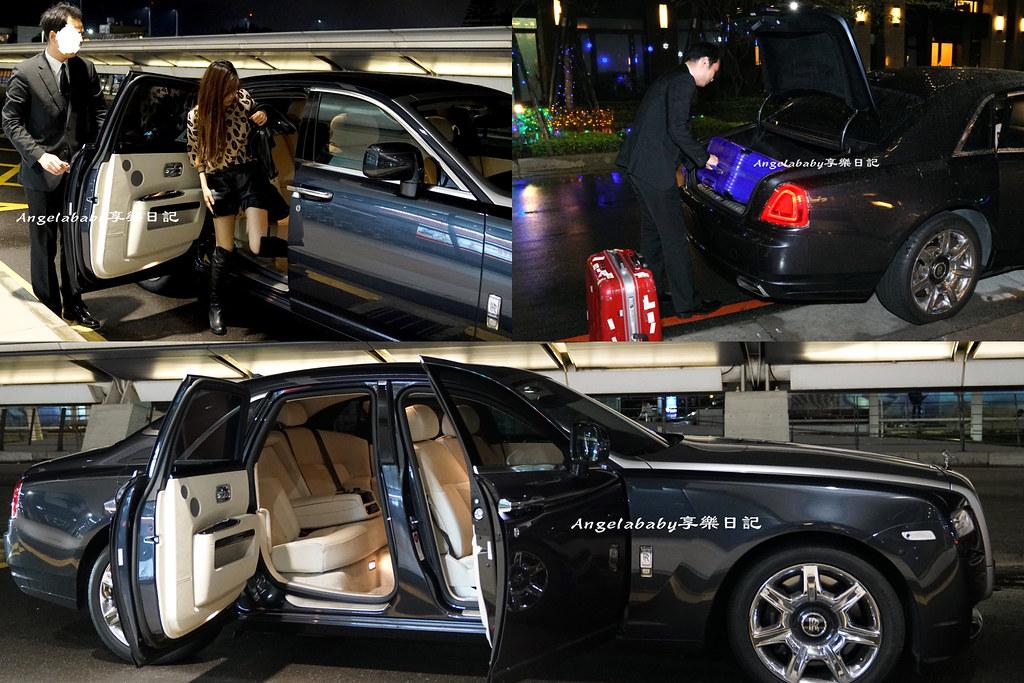 機場接送首選 James詹士禮賓 用Rolls-Royce Ghost勞斯萊斯品味美好人生 @梅格(Angelababy)享樂日記