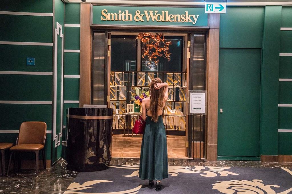 Smith & Wollensky Taipei 美國紐約最受歡迎的經典牛排餐廳 台北微風南山美食 股神巴菲特指定餐廳、電影『穿著Prada的惡魔』場景 (菜單menu) @梅格(Angelababy)享樂日記
