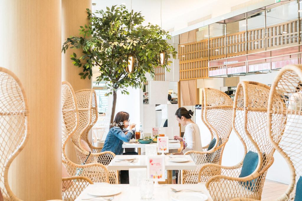 曼谷新泰食餐廳Lady nara 一秒置身泰國時尚網美餐廳、台北信義區美食、超值情人節套餐、獨家泰舒芙 @梅格(Angelababy)享樂日記