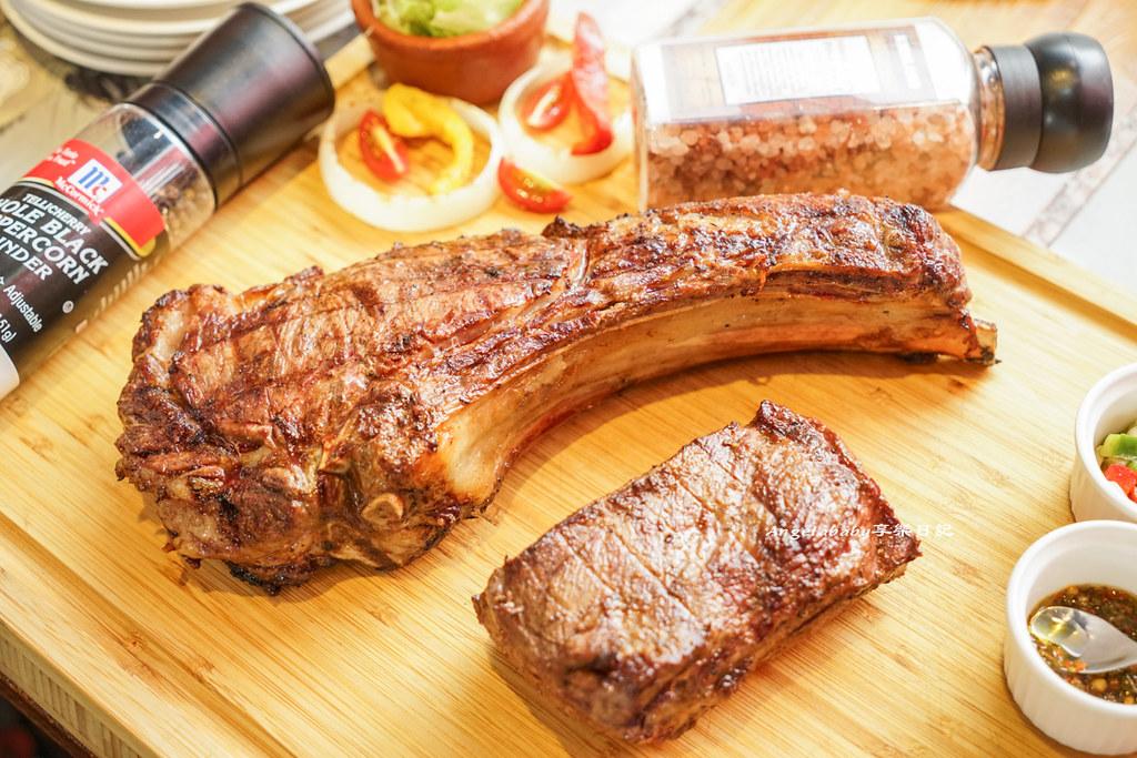 豪邁大啖美國鮮切牛排『阿根廷炭烤餐廳 Gaucho』圓山站美食、台北聚餐推薦、球賽餐廳 @梅格(Angelababy)享樂日記