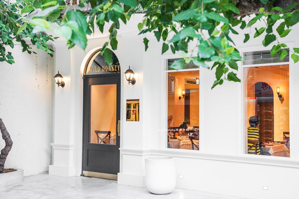 東區最歐風的質感歐洲小餐館『WILD DONKEY 野驢小餐館』、台北無雷約會餐廳道道料理都精彩 @梅格(Angelababy)享樂日記