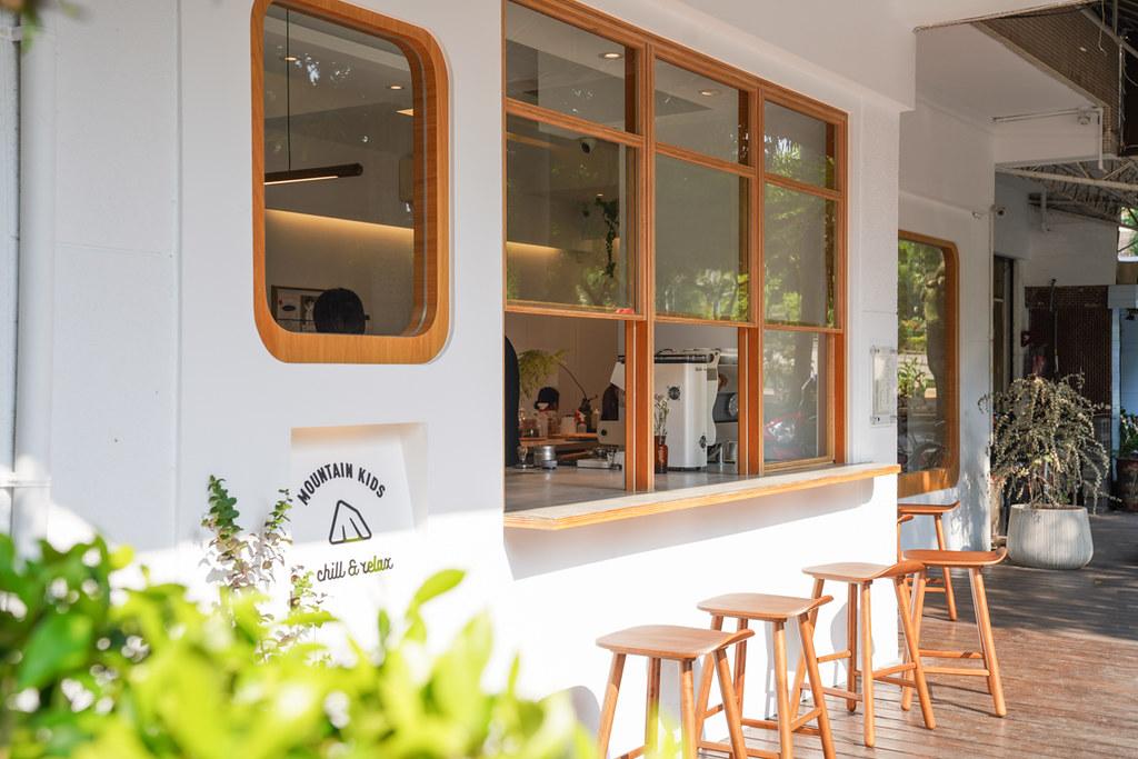 新開幕文青咖啡MKCR『Monutain Kids Chill & Relax 山小孩二店』、六張犁咖啡店、手作甜點、手沖咖啡推薦 @梅格(Angelababy)享樂日記