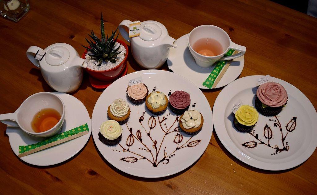 二訪 法式歐風甜點店Felicitas Pâtissérie ♥ 情人節甜蜜小禮物:雞尾酒杯子蛋糕 ♥ @梅格(Angelababy)享樂日記