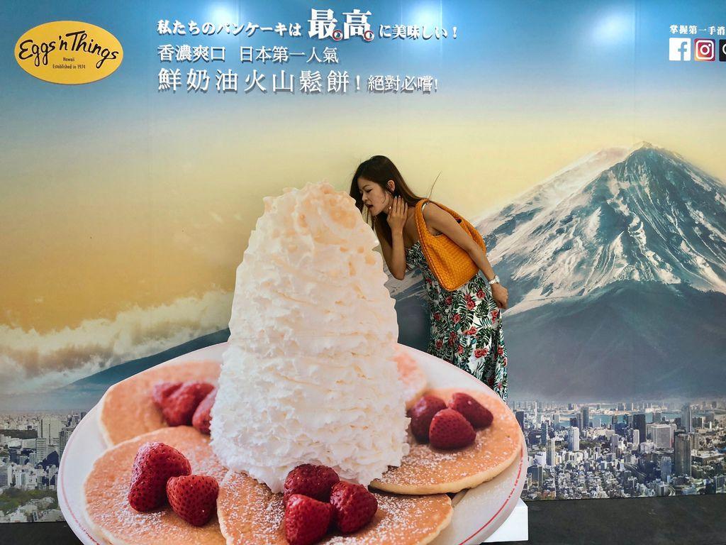 日本第一人氣的排隊鬆餅名店『Eggs 'n Things 台北微風松高店』歇業 @梅格(Angelababy)享樂日記