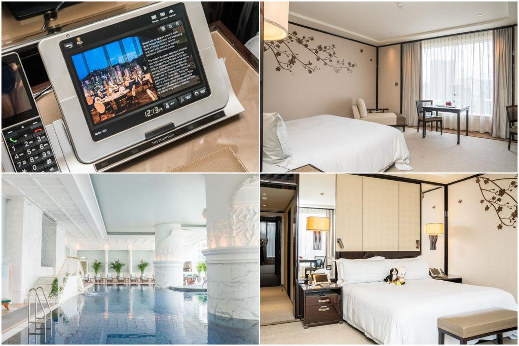 香港住宿|香港半島酒店-特級豪華客房 香港豪華行程夢想成真 @梅格(Angelababy)享樂日記