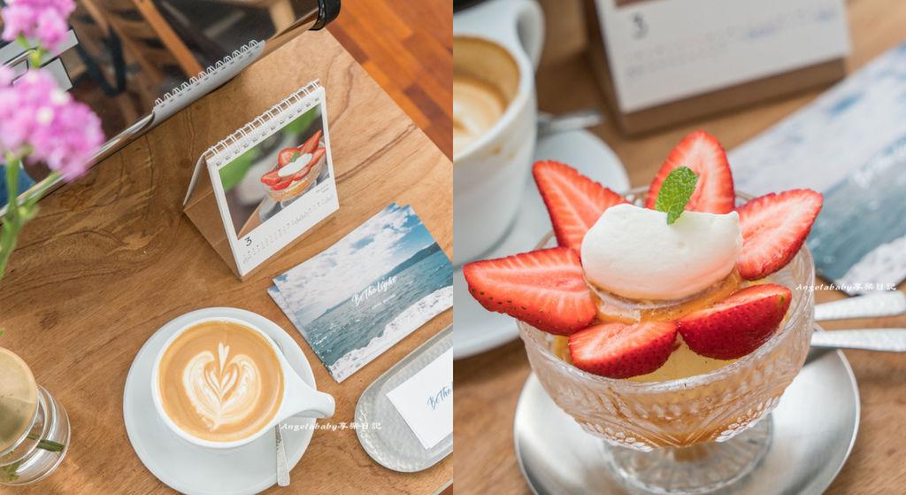 板橋預約制甜點|Be The Light ig熱門、草莓焦糖布丁、草莓小福寶 @梅格(Angelababy)享樂日記