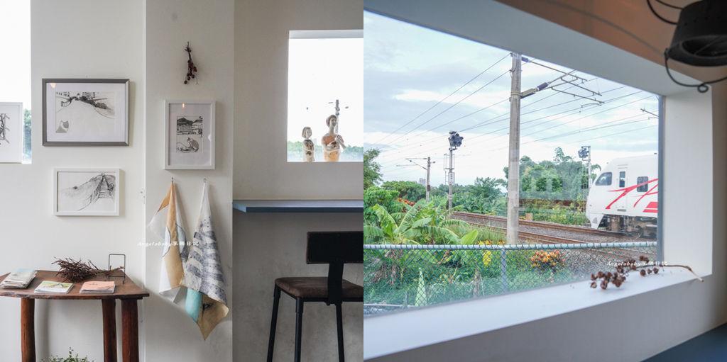 宜蘭秘境咖啡『小花徑咖啡』鐵道咖啡、景觀咖啡、日式文青咖啡 @梅格(Angelababy)享樂日記