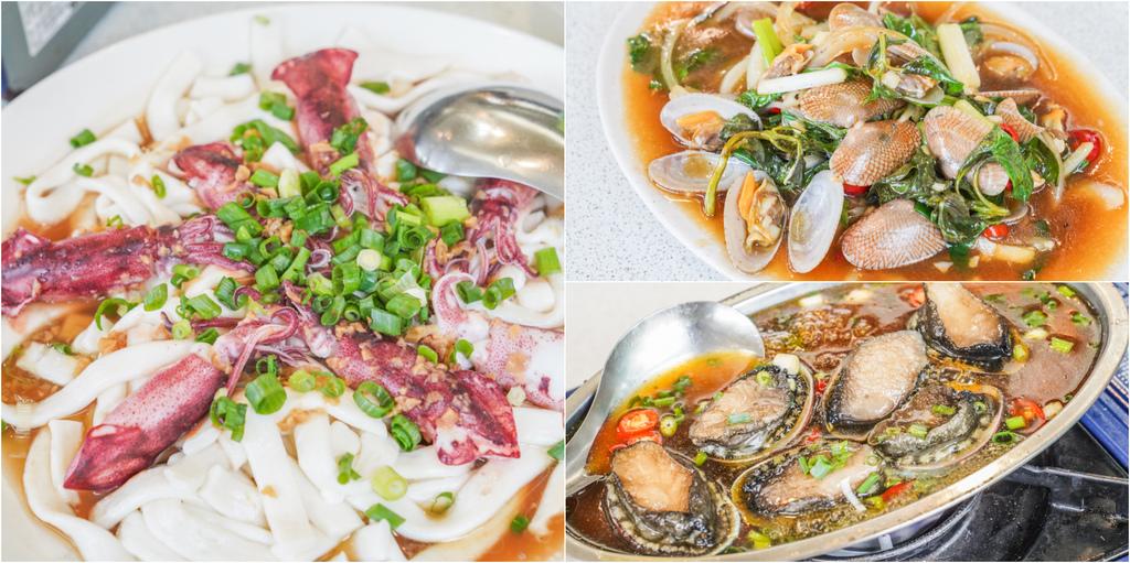 基隆八斗子海鮮推薦『新環港海鮮餐廳』 秋蟹、河豚料理、八斗子美食、平價海鮮餐廳、基隆聚餐推薦 @梅格(Angelababy)享樂日記