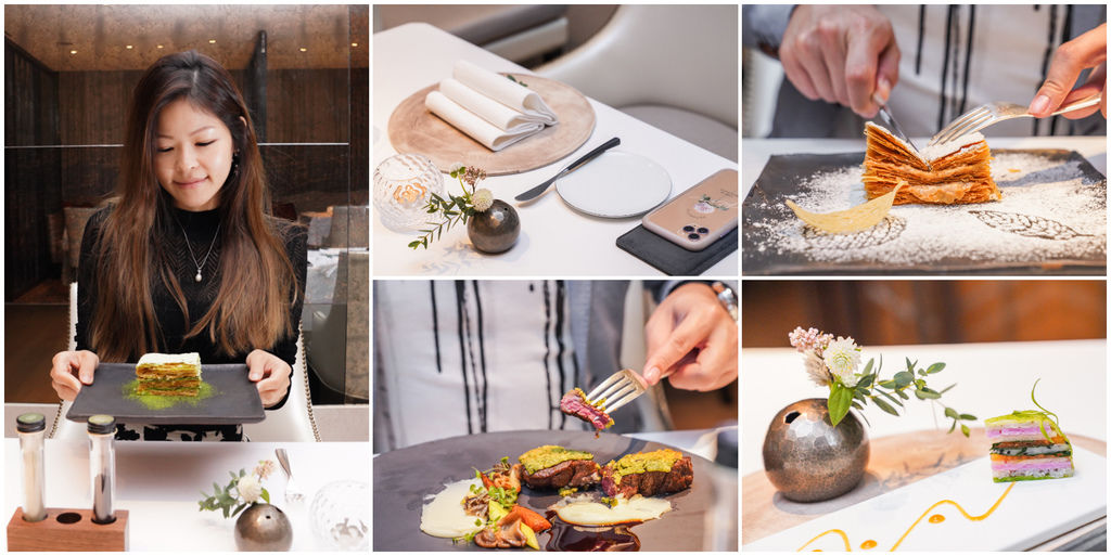 台北法式餐廳推薦 『亞都麗緻-巴黎廳1930x高山英紀』法式Fine Dining、約會餐廳、包廂餐廳、飯店美食 @梅格(Angelababy)享樂日記