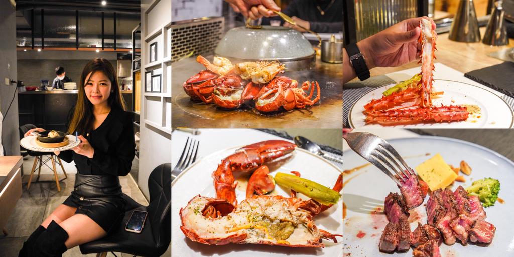 東區人氣鐵板燒『TBS剔邦饈Teppanyaki』忠孝敦化美食、約會餐廳、台北鐵板燒、TBS剔邦饈Teppanyaki最新菜單 @梅格(Angelababy)享樂日記