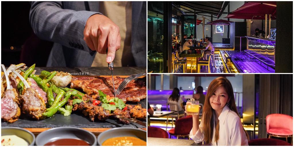 台北信義區高空酒吧、微風南山景觀餐廳『CÉ LA VI Taipei』、台北101景觀餐廳約會 @梅格(Angelababy)享樂日記