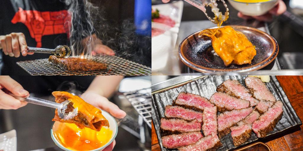 台北必吃和牛燒肉『大腕燒肉專賣店』米其林一星頂級燒肉、和牛控必吃的日式燒肉、預約難度最高的燒肉店、大腕燒肉菜單價格 @梅格(Angelababy)享樂日記